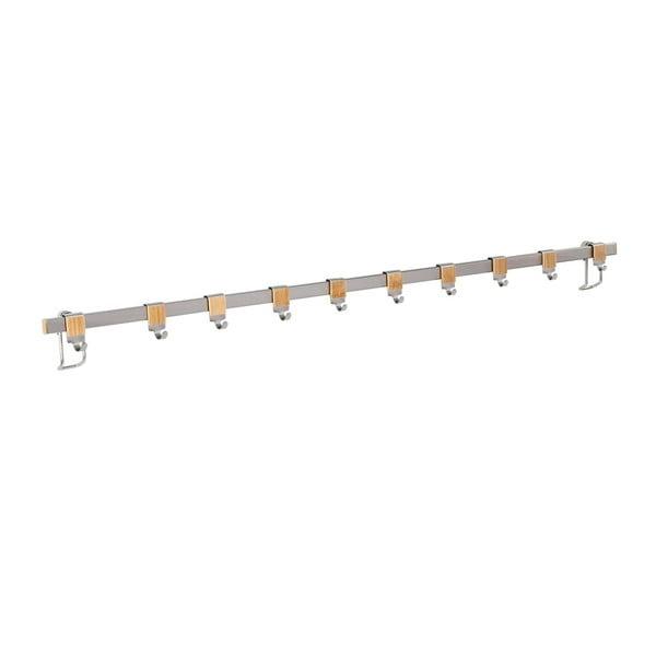 Suport perete cu 10 cârlige Wenko Hooks Premium