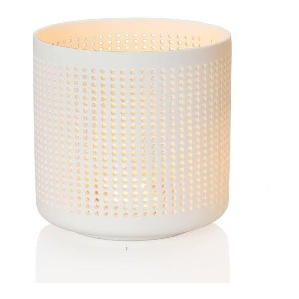 Svícen Ceramic Dots, 12x12 cm