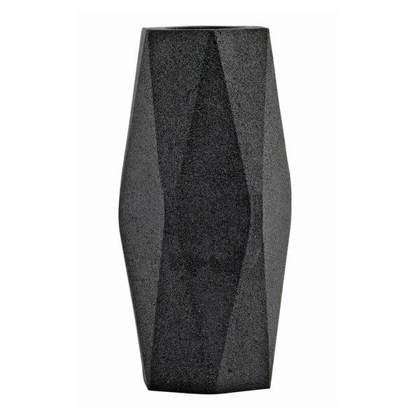 Váza Geometry Tall Black