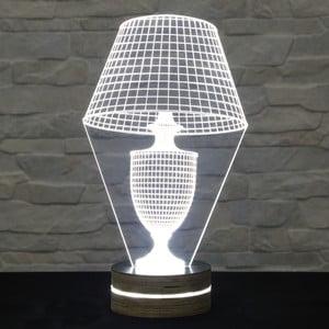 3D stolní lampa Lamp