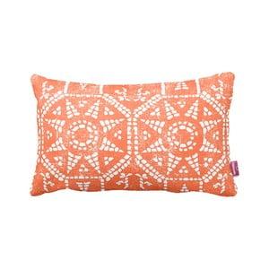 Polštář Orange Sun, 35x60 cm