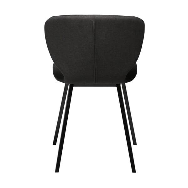 Černá jídelní židle DAN-FORM Denmark Hawk