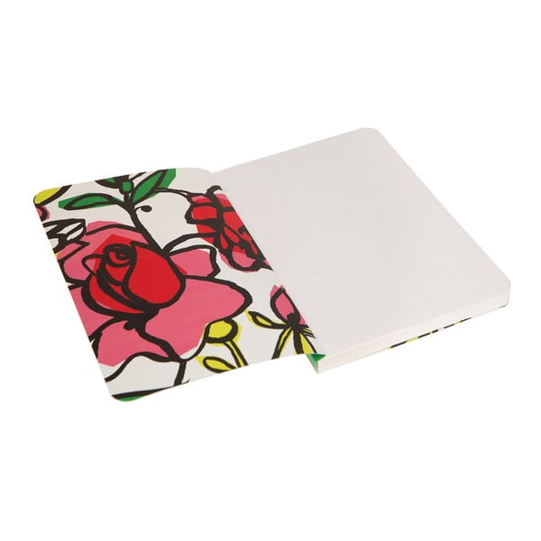 Zápisník s kapsičkou Chroma