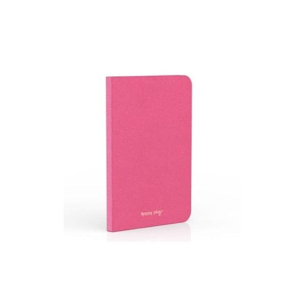 Obal Happy Plugs na iPad Mini Retina, růžový