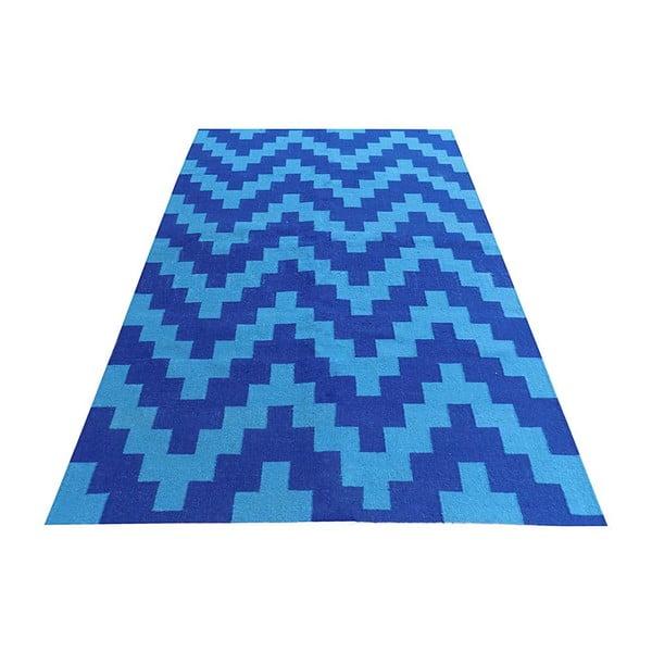 Ručně tkaný koberec Kilim Modern 38, 110x170 cm