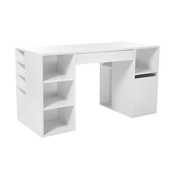 Pracovní stůl Diamond White