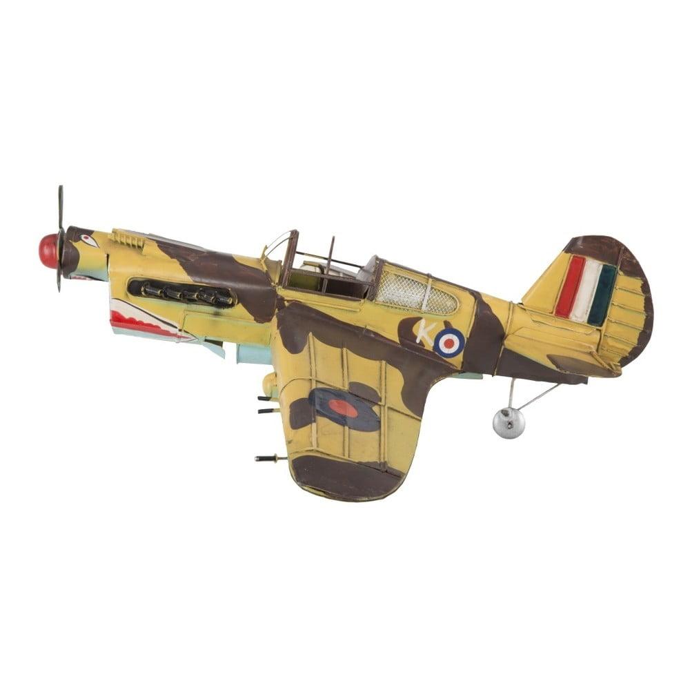 Avion decorativ mauro ferretti aeroplano hurricane bonami for Mauro ferretti