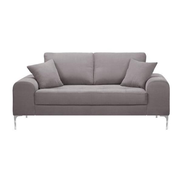 Set canapea maro, 2 scaune albastre, o saltea 140 x 200 cm Home Essentials
