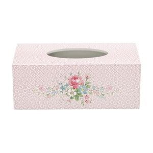 Box na kapesníky Marie Pale Pink