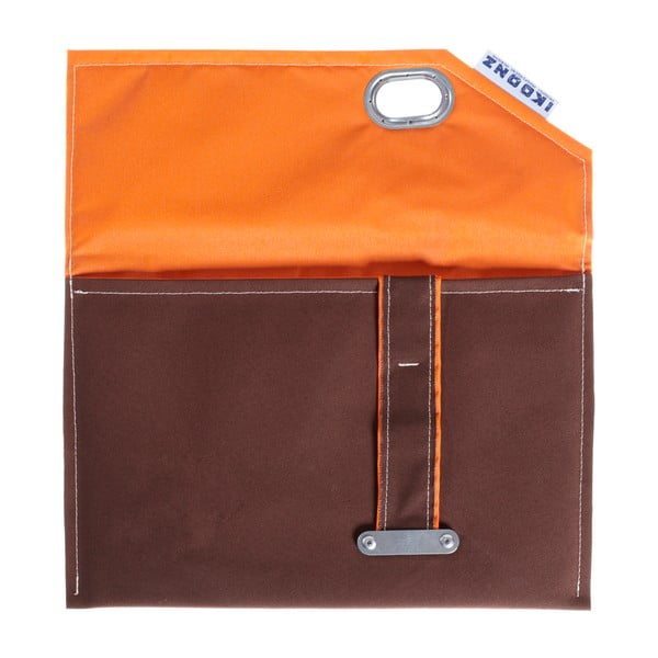 Obal The Doc, brown/orange