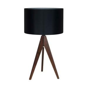 Stolní lampa 4room Artist Black/Brown, 40x33 cm