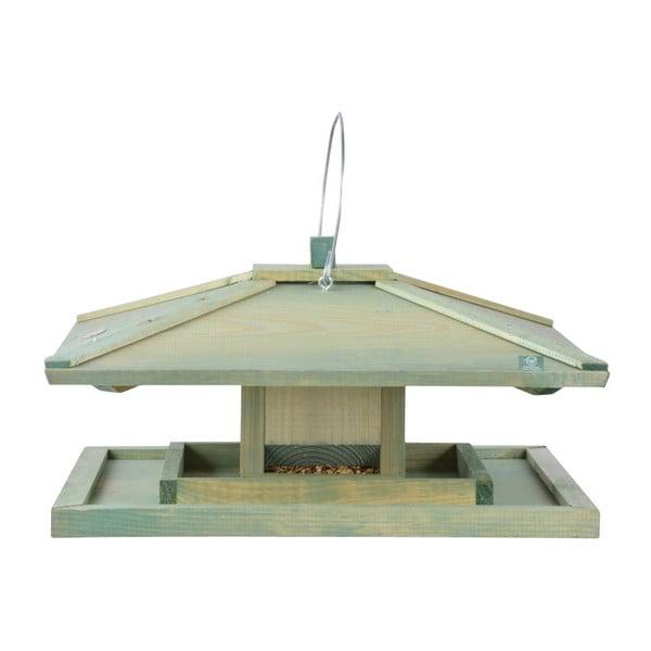Hrănitoare din lemn pentru păsări Esschert Design Japanese