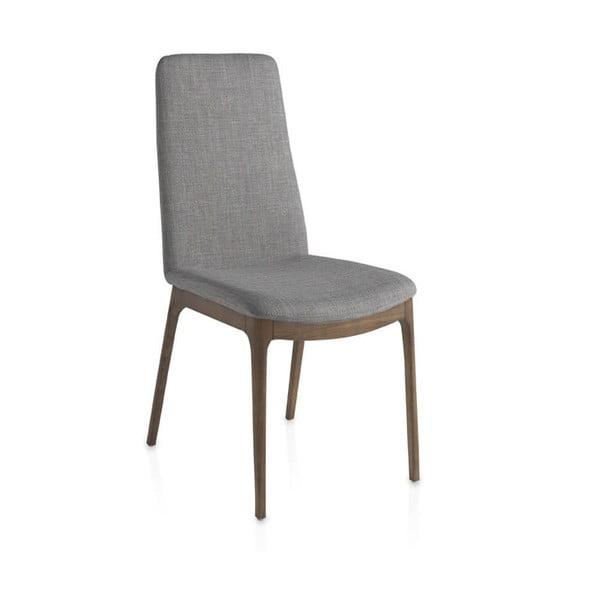 Jídelní židle s podnožím z ořechového dřeva Ángel Cerdá Maki