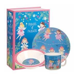 Dětský set nádobí  Churchill China Fairies&Friends