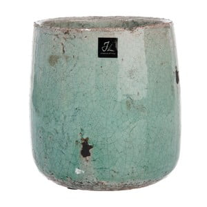 Květináč Turquoise, velký