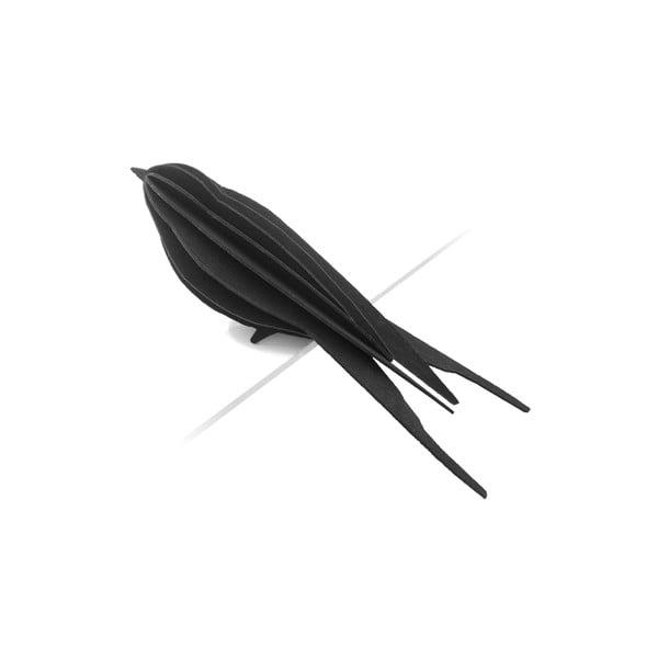 Skládací pohlednice Lovi Swallow Black