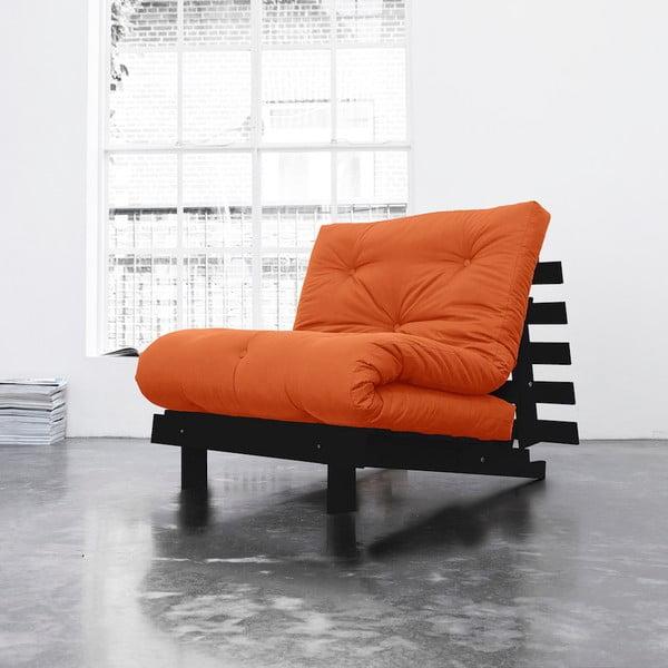 Variabilní křeslo Karup Roots Wenge/Orange