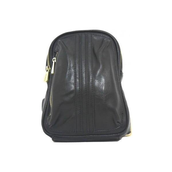 Batoh Bobby Black - černý, 18x26 cm