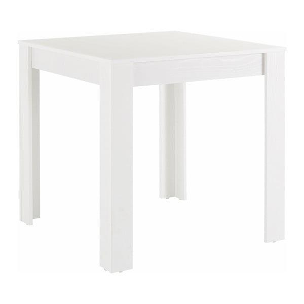 Lori fehér étkezőasztal, szélesség 80 cm - Støraa