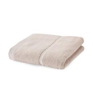 Krémový ručník Aquanova Adagio, 55x100cm