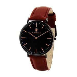 Černovínové pánské hodinky Black Oak Stylimo