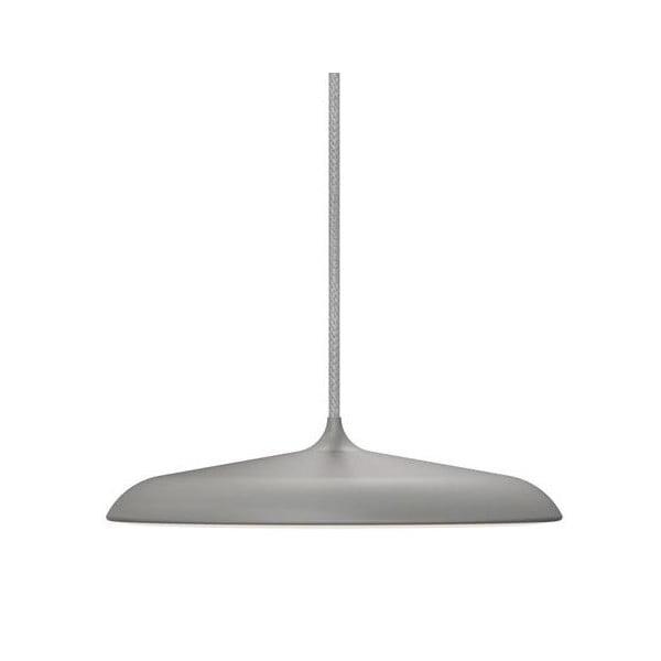 Závěsné světlo Nordlux Artist 25 cm, šedé
