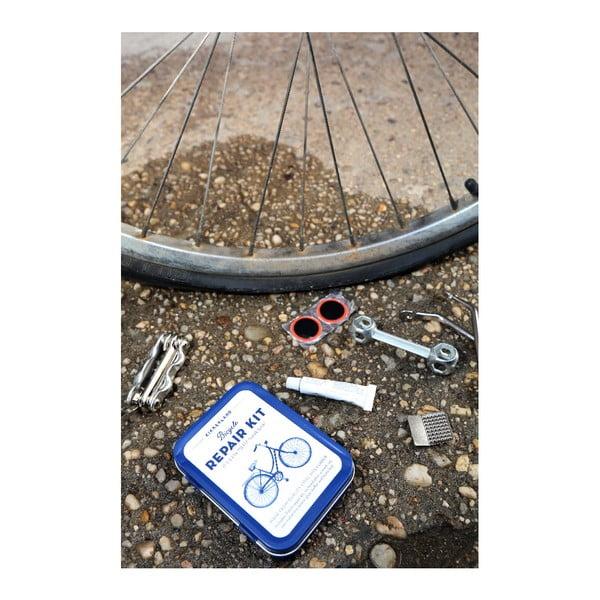 Kit pentru biciclete Kikkerland Bike Repair
