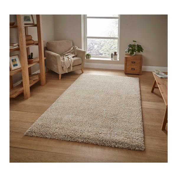 Béžový koberec Think Rugs Loft, 120x170cm