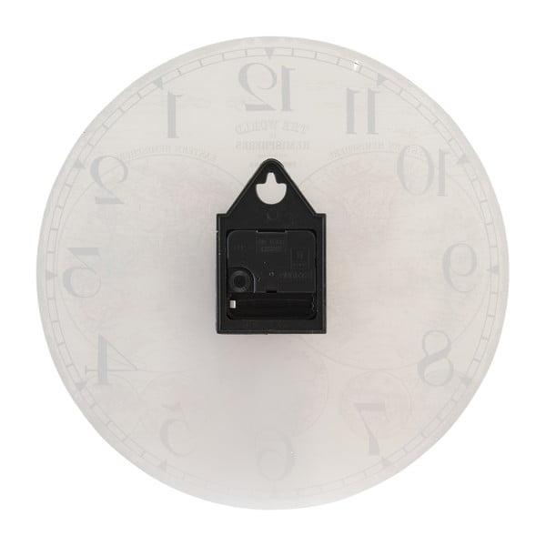 Nástěnné hodiny Clayre & Eef Map