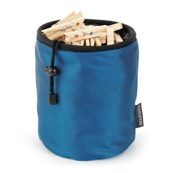 Vak na kolíčky Premium, modrý