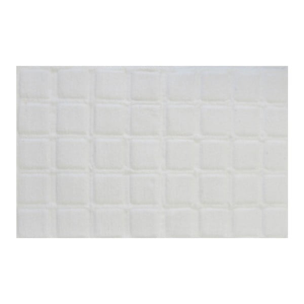 Koberec Serenity Blanc, 50x80 cm