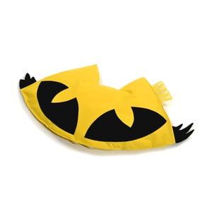 Žlutý pelíšek pro kočky