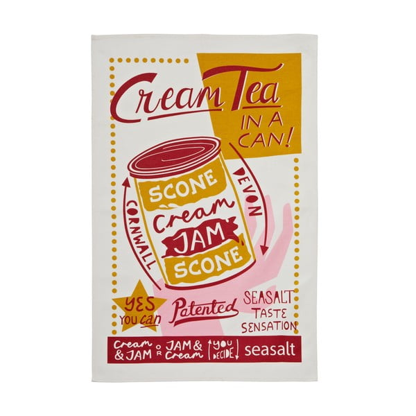 Utěrka Seasalt Cream Tea
