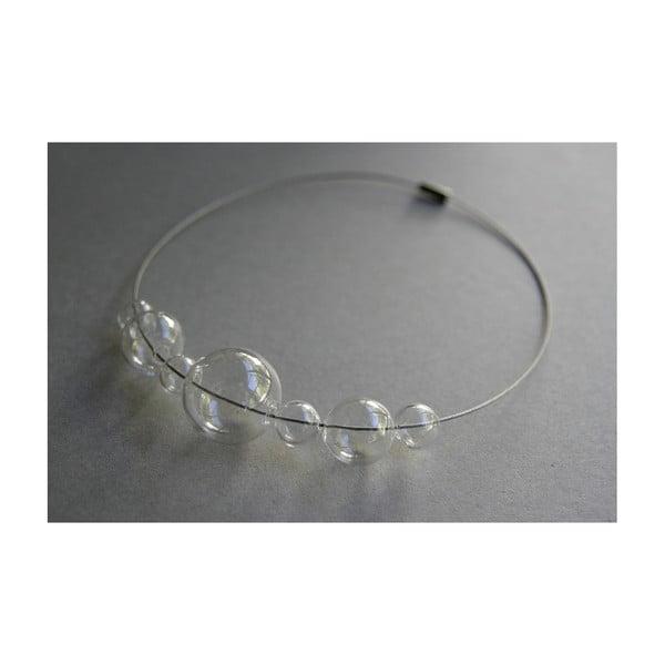 Skleněný náhrdelník ko–ra–le Crystal vol. 5