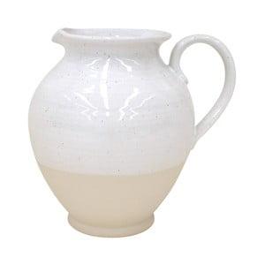 Bílý džbán z kameniny Casafina Fattoria,5,3l