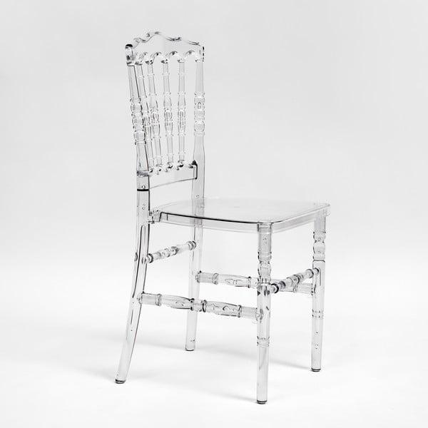 Židle Napoleon Transparent