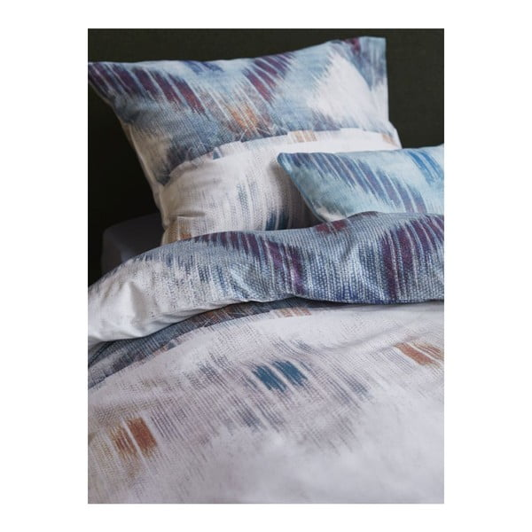 Povlečení Essenza Nakuru Blue, 140x220 cm
