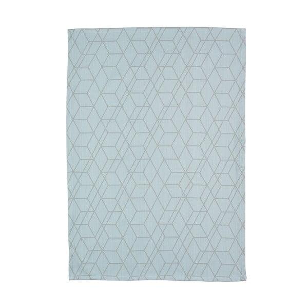 Kuchyňská utěrka Zone 50x70cm, světle modrá