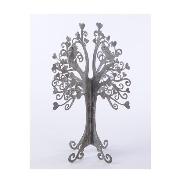 Dekorativní kovový strom Tree 42 cm