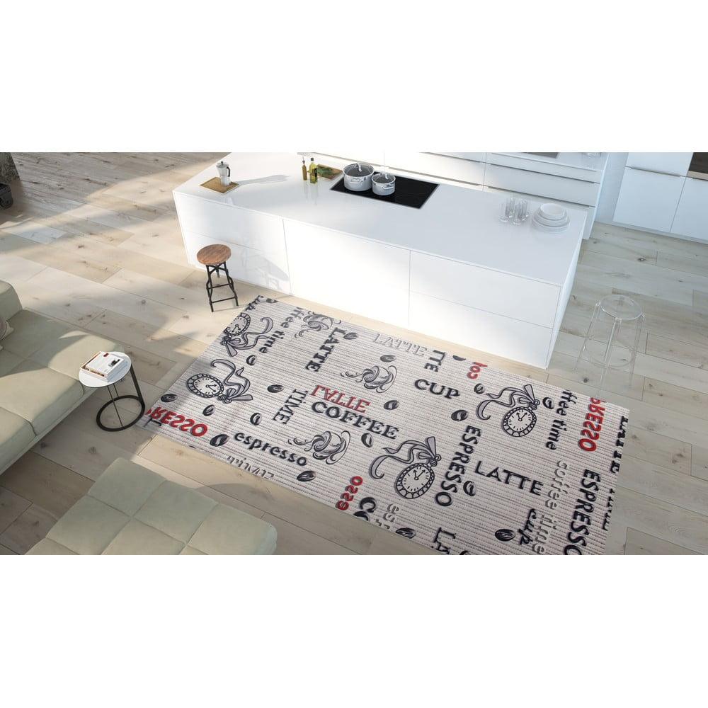 Odolný koberec Vitaus Zellner, 80 x 150 cm