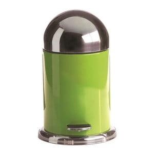 Pedálový koš Galzone 3 litry, zelený