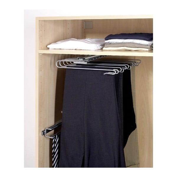 Cuier extensibil pentru pantaloni Wenko Wardrobe