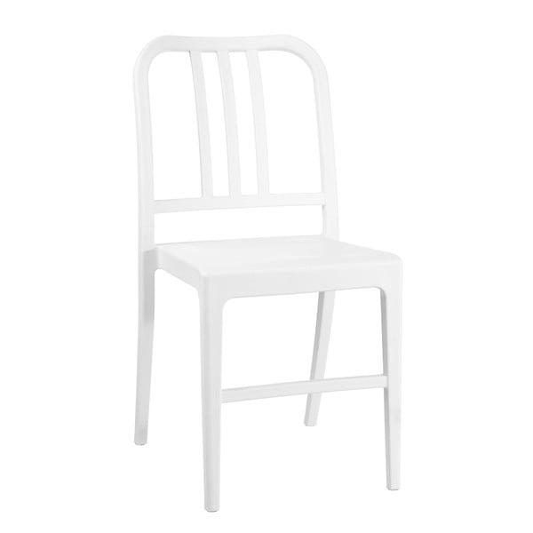 Bílá židle Ixia Room