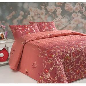 Přehoz přes postel na dvoulůžko s povlaky na polštáře Sultana,200x220cm