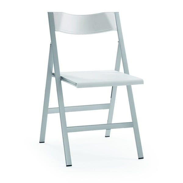 Židle Fargo, bílá
