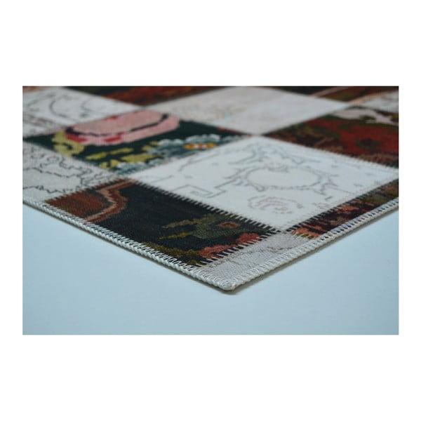 Odolný koberec Vitaus Krasso, 100 x 160 cm