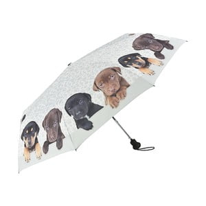 Skládací deštník Von Lilienfeld Puppies Quarter