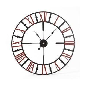 Nástěnné hodiny Openwork Clock