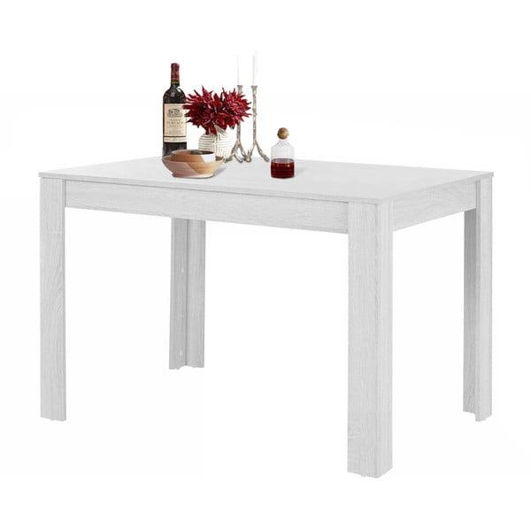 Bílý jídelní stůl Støraa Lori, 120x80cm