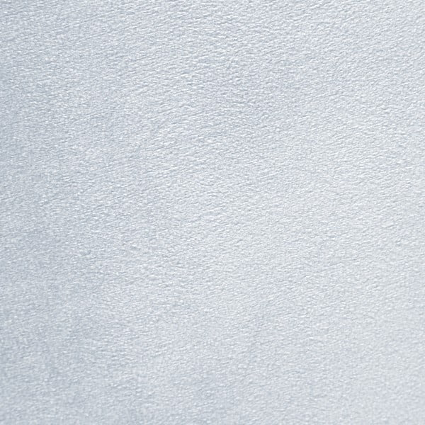 Modrošedé křeslo a podnožka s podnoží v přírodní barvě Vivonita Cora Velvet